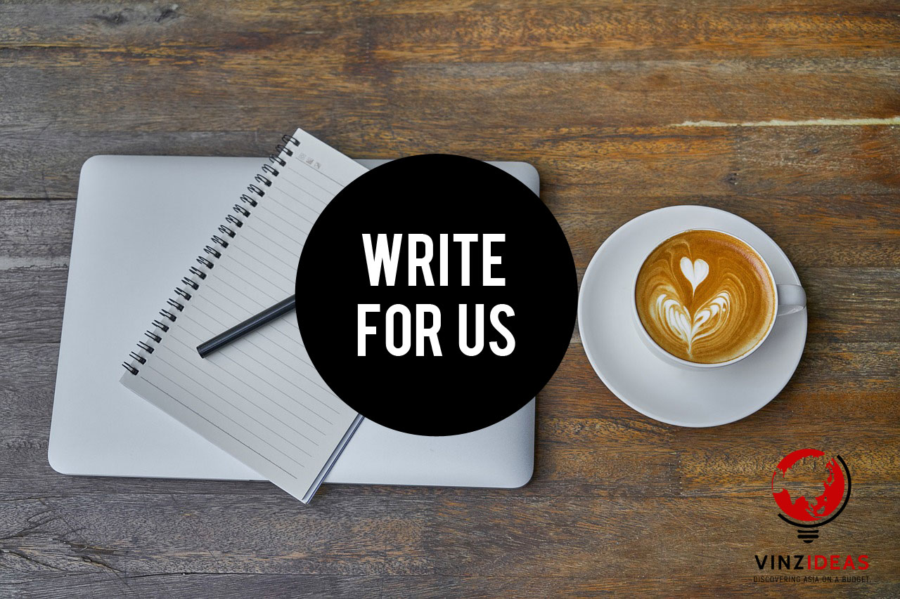 Write for Us - Vinz Ideas