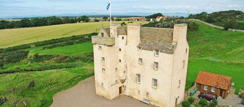 Fenton Tower, North Berwick, Scotland