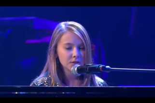 What a Wonderful World: This Famous Song Belts out by This 15-Year-Old Girl