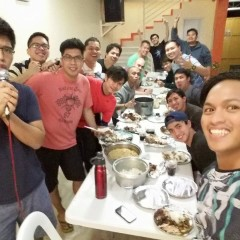 D-Group Christmas Party 2015 & Maxi's Bachelor's Party