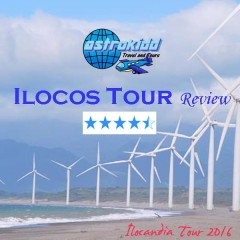 Ilocos Tour: Review for Astrokidd Travel and Tour Agency
