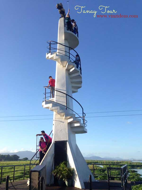 lighthouse at rizal