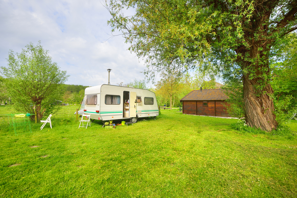 family vacation ideas usa #   Vintage travel trailers