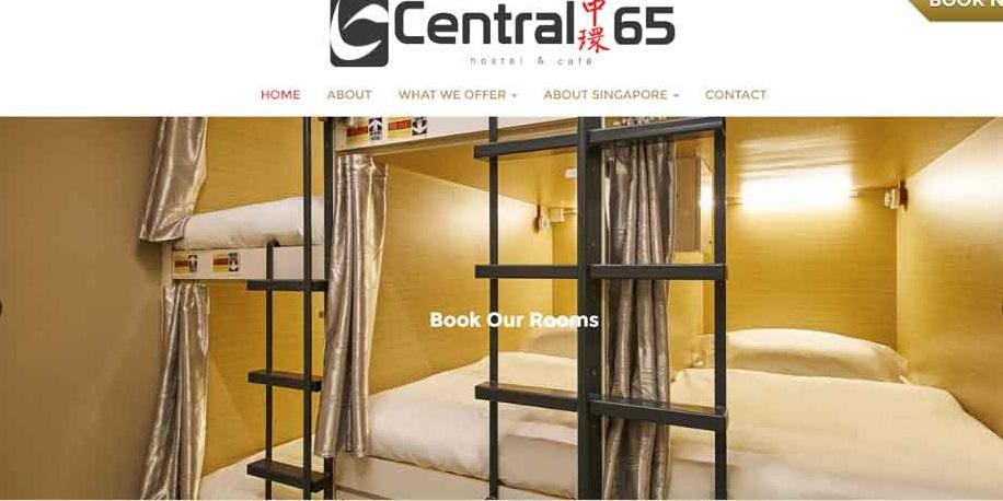 central 65 hostel singapore