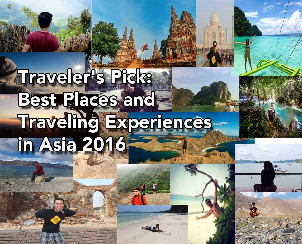 traveling in asia 2016