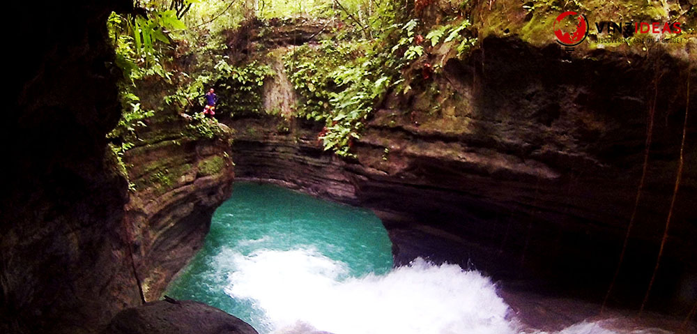 canyoneering cebu