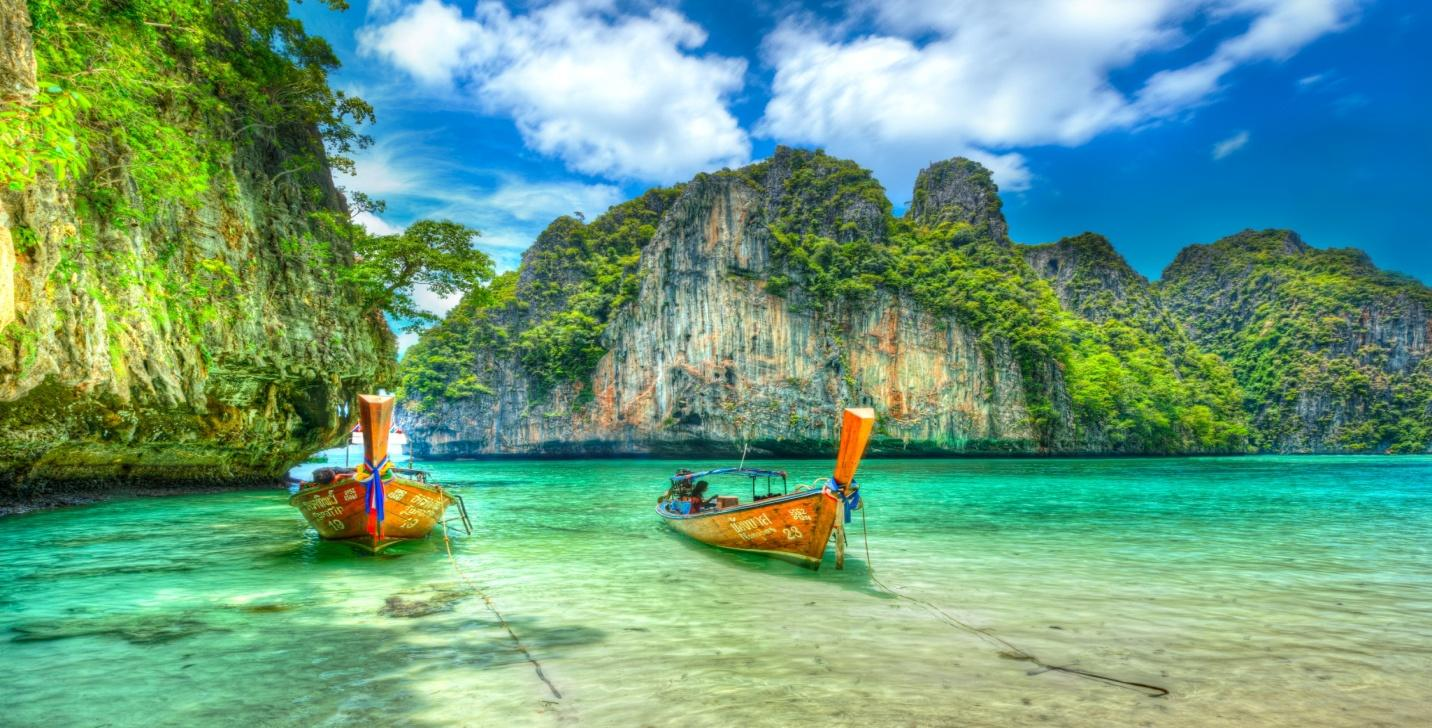 ISLANDS TO VISIT IN ASIA