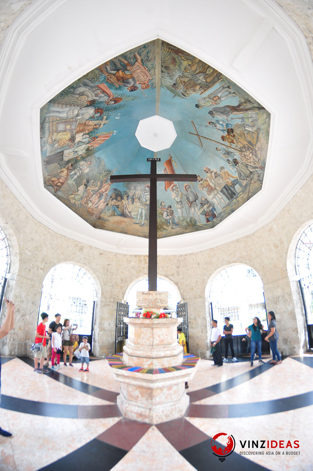 magellans cross cebu