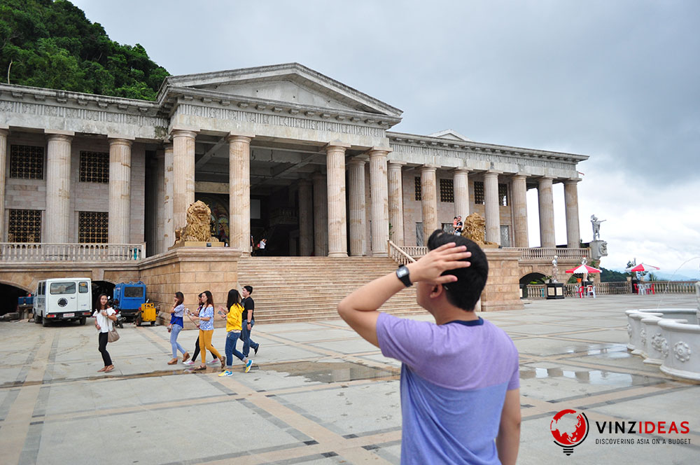 temple of leah cebu