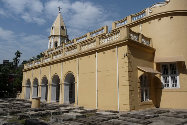 The American Church In Dhaka