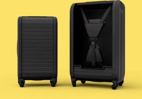 Trunkster Rolltop Suitcase