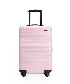 Pop & Suki x Away Pink Suitcases collection