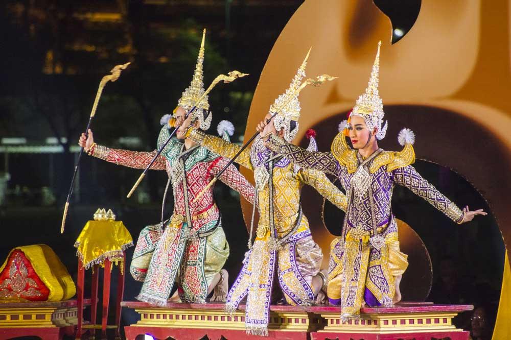 khon thailand