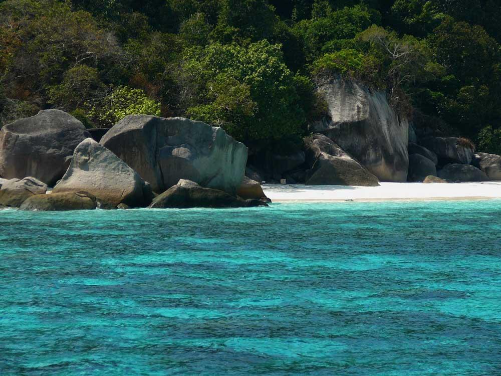 similand island