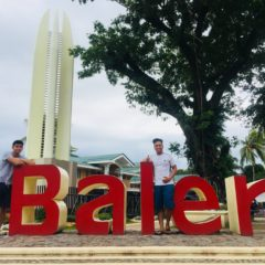 Travel Diary: A Travel Getaway in Baler with Kervin