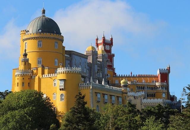 palace sintra lisbon