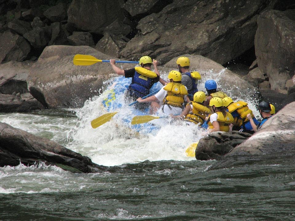Raft Rodeo