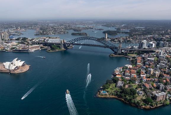 Best destinations to travel in Australia